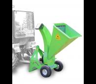 Zahradní traktorový štěpkovač  LS 95 T