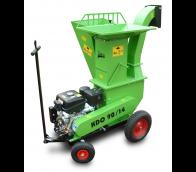Drtič zahradního odpadu s motorem Kohler KDO 90/14