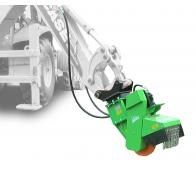 Fréza na pařezy s hydraulickým pohonem pro zavěšení na stavební stroj FZ 500 H