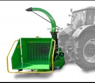 Štěpkovač za traktor se závěsem pro přívěs 8t LS 150 T (1000 ot/min)