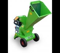 Lehký zahradní štěpkovač LS 65/CH