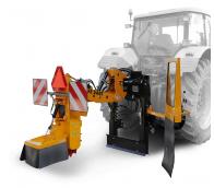 Závěsná fréza za traktor s manuálním ovládáním FZ 560 T - M