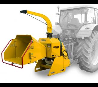 Výkonný  štěpkovač za traktor (1000 ot/min) LS 160 T (1000 ot/min)