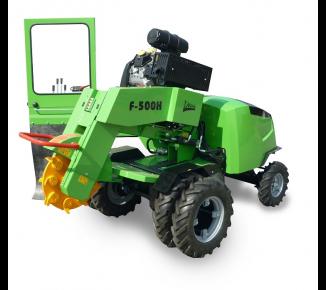 Fréza s hydraulickým ovládáním F 500H/38