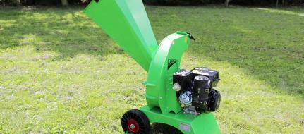 Zahradní štěpkovač s motorem Kohler LS 51/CH