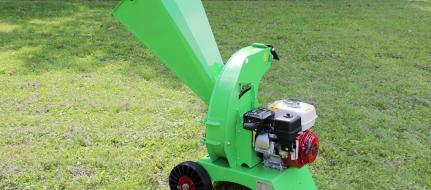Zahradní štěpkovač s motorem Honda LS 51/GX