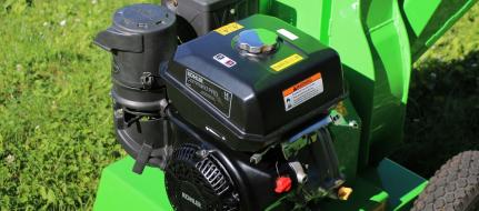 Zahradní štěpkovač s motorem Kohler LS 95/CH