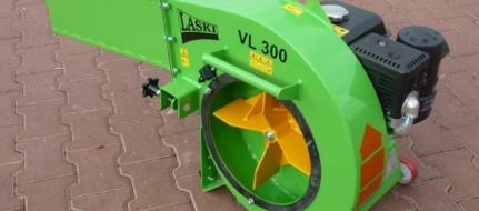 Lehký závěsný vysavač na listí VL 300