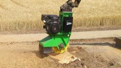 Fréza se spalovacím motorem pro zavěšení na stavební stroje  FZ 500/27