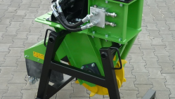 Fréza s hydropohonem pro zavěšení na stavební stroje FZ 500 H
