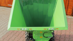 Zahradní štěpkovač s pojezdem LS 95 ES