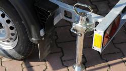 NOVÝ kompaktní štěpkovač Brzděný na benzín LS 160 PB